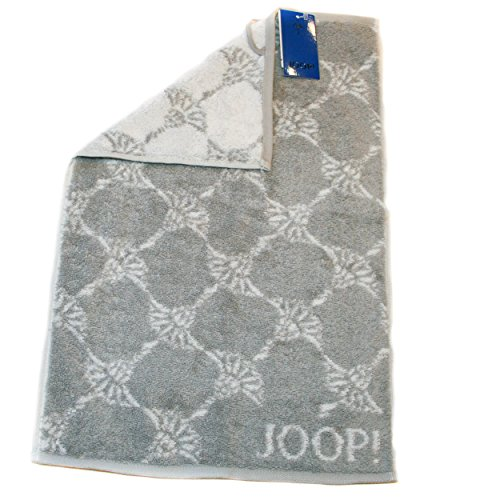 Joop! 1611 Black & White Cornflower Gästetuch 30 x 50 cm 3er SET
