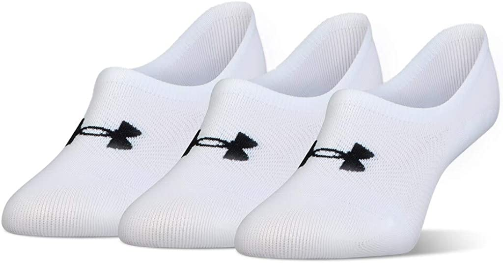 Under Armour Women`s Ultra Low Training Socks 3 Pack