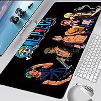 マウスパッド HCGS漫画のマウスパッドアニメノートブックコンピューターマウスパッドオーバーロックエッジビッグゲームゲーマーラップトップスピードキーボードマウスマット700x300x2mm H-041