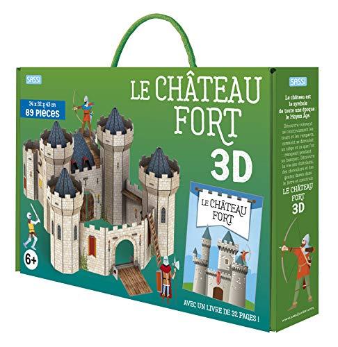 Construis le château fort 3D