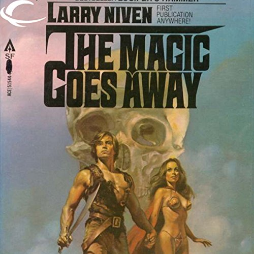 The Magic Goes Away audiobook cover art