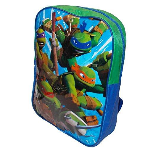 Tortugas Ninja 2018 Mochila Infantil  30 cm  Multicolor