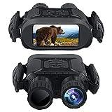 Bestguarder Night Vision Binoculars, 4.5-22.5×40 HD Digital Infrared Hunting Scope Record 5mp Photo...
