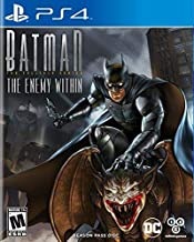Batman The Enemy Within PlayStation 4 by Telltale Games