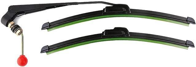 Best honda pioneer 1000 windshield wiper kit Reviews