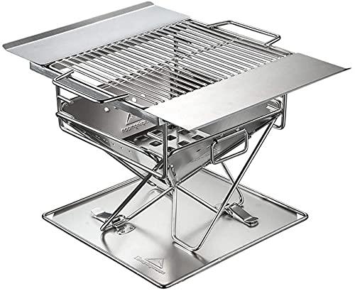 ZRBD-xh Barbecue-Werkzeugsatz Holzkohle...