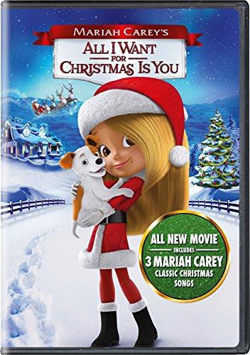MARIAH CAREY XMAS DVD
