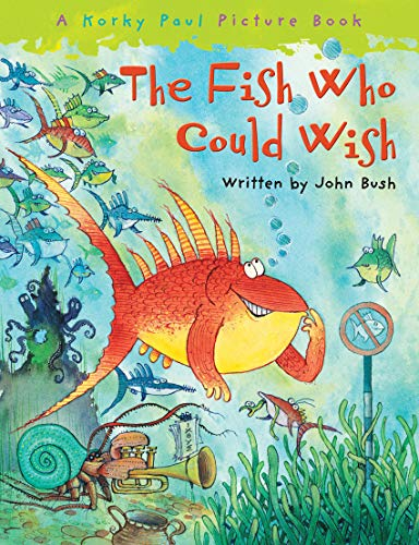 The Fish Who Could Wish (Korky Paul Picture Book) (English Edition)