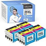 16 myCartridge SUPRINT 29XL Cartuchos de tinta de repuesto para Epson 29 29XL compatibles con Epson Expression Home XP-342 XP-245 XP-332 XP-235 XP-335 XP-435 XP-247 XP-330 XP-340 XP-345 XP-432 XP-247