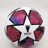 Balón de Fútbol Pelota De Fútbol De Partido Más Nuevo Tamaño Estándar 5 Pelota De Fútbol Material De PU Pelotas De Entrenamiento De La Liga Deportiva Futbol Futebol