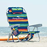 Tommy Bahama 2020 - Silla enfriadora con bolsa de almacenamiento y barra de toallas