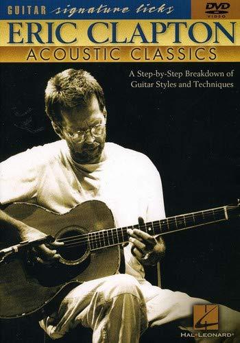 Eric Clapton Acoustic Classics