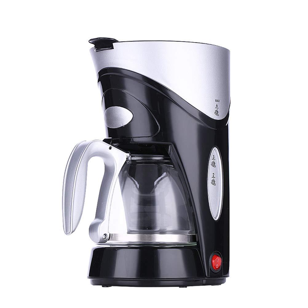 Máquina de café, 650W cafetera de filtro con filtro reutilizable y función de mantener caliente Sistema antigoteo 0.6 litros y libre de BPA: Amazon.es: Hogar