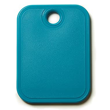 Architec Original Gripper Barboard, 5  by 7 , Turquoise, Patented Non-Slip Technology and Dishwasher Safe Cutting Board