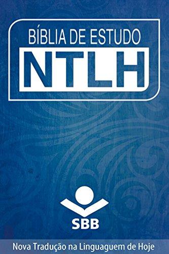 Bíblia de Estudo NTLH: Nova Tradução na Linguagem de Hoje