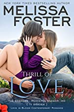 Thrill of Love: Ty Braden (Love in Bloom: The Bradens at Peaceful Harbor)