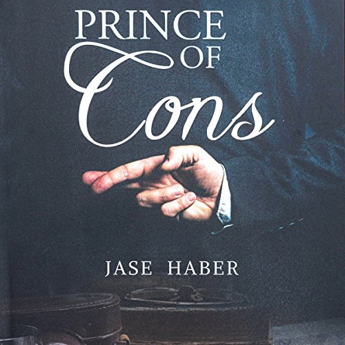 Prince of Cons audiobook cover art