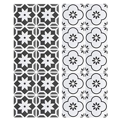 Etiqueta engomada de la pared de alta calidad, signo de piso de seguridad 20x20cm pegatina de azulejo textura mate textura de polipropileno fibras hechas