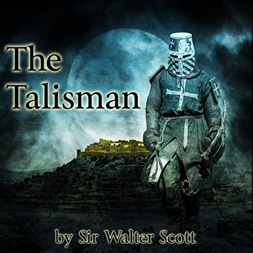The Talisman audiobook cover art