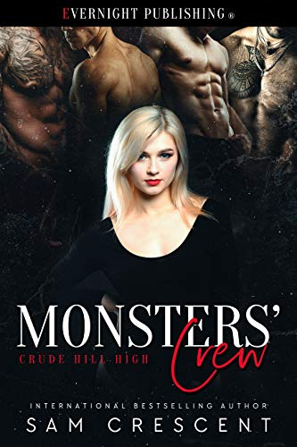 Monsters' Crew (Crude Hill High Book 1) (English Edition)