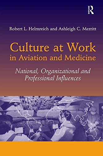 Culture at Work in Aviation and Medicine: National, Organizational and Professional Influences