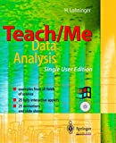 Teach/Me, Data Analysis, 1 CD-ROM Englische Software. Für Windows 95 und höher. Examples from all fields of science. Single User Edition V 1.0