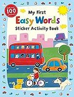 My First Easy Words Sticker Activity Book (First Skills)