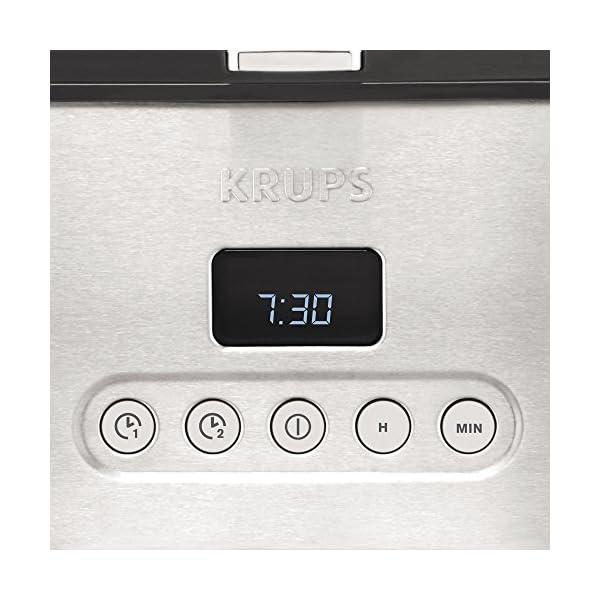 Krups KM442D Independiente – Cafetera (Independiente, Cafetera de