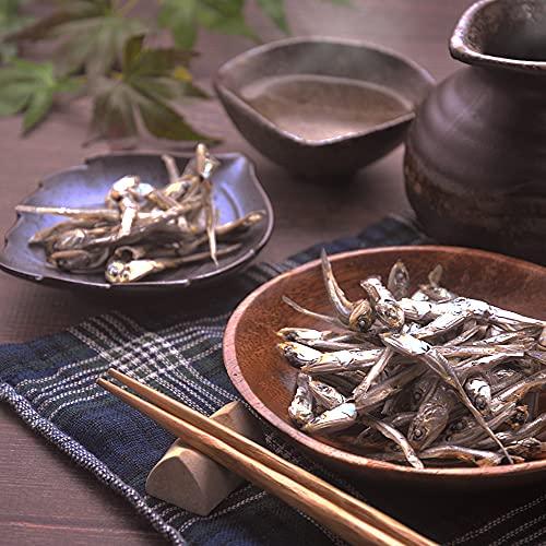 うめ海鮮 無添加 長崎県産 食べる 煮干し 小魚 90g×2個