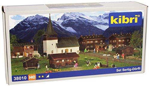 Viessmann 38010 - H0 Sertig-Dörfli Set