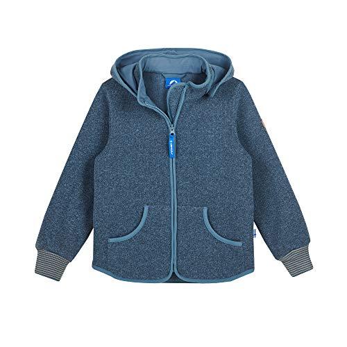 Finkid Tonttu Sport Blau, Kinder Freizeitjacke, Größe 100-110 - Farbe Blue Mirage
