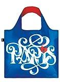 LOQI Alex TROCHUT Paris Bag - Einkaufstasche
