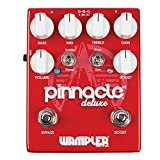 Wampler Pinnacle Deluxe V2 Distortion Guitar Effects Pedal