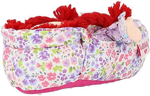 Lelli Kelly Ciabatta Pantofola Bambina Bambola (AD01) (LK8000) (Rossa) (26/27 EU)