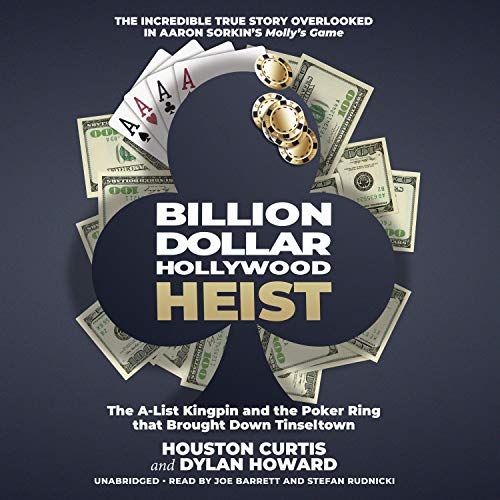 Billion Dollar Hollywood Heist Titelbild