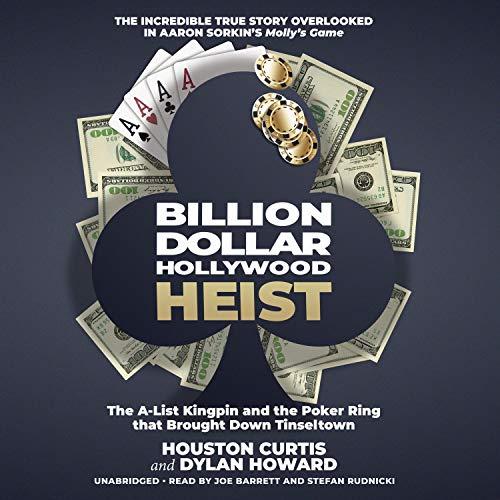 Billion Dollar Hollywood Heist  By  cover art
