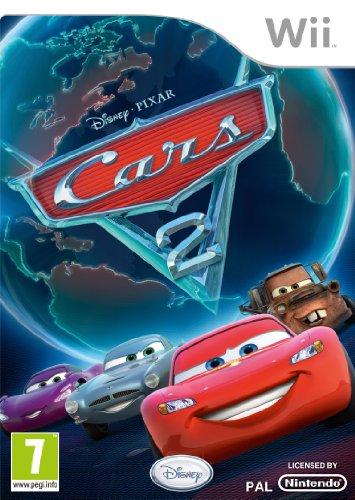 Cars 2 (Wii) [Importación inglesa]
