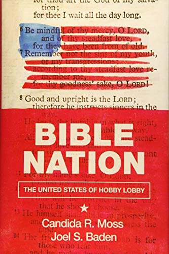 Image of Bible Nation: The United States of Hobby Lobby