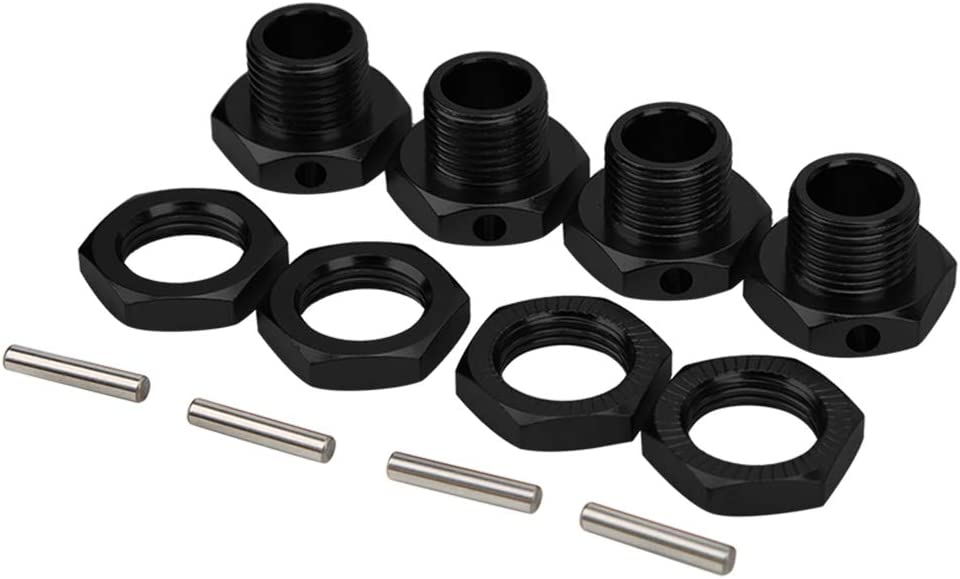 Online limited product Shanrya RC Part Wheel Hex Kit 1 Ca HSP Accessory Max 84% OFF for 8