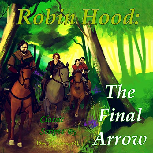 Robin Hood: The Final Arrow cover art