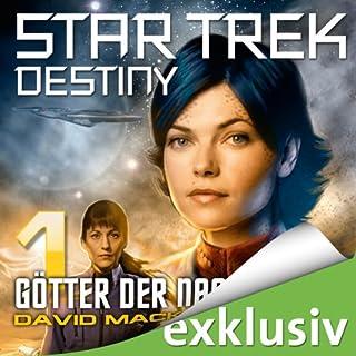 Star Trek Destiny 1: Götter der Nacht (Kostenlose Hörprobe)                   Autor:                                                                                                                                 David Mack                               Sprecher:                                                                                                                                 Lutz Riedel                      Spieldauer: 53 Min.     57 Bewertungen     Gesamt 3,9