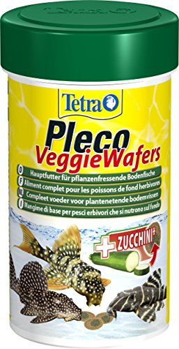 Tetra Pleco Veggie Wafers