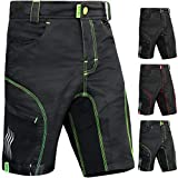 Brisk Bike MTB Shorts Model 7 MTB Shorts Padded MTB Shorts