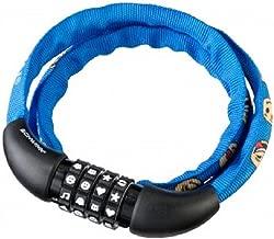 Schwinn Emoticon Fabric Cable Combo Lock
