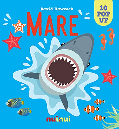 Mare. Libro pop-up. Nuova ediz.