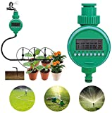HASTHIP® Drip Irrigation Automatic Water Timer with Digital Display for Gardens and Polyhouse