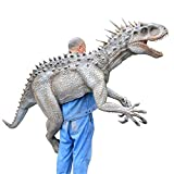 My DINOSAURS Jurassic World - Costume gonfiabile per Halloween e carnevale, per adulti e bambini