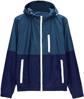 Men's Jacket Coat Mens Casual Outdoor Sportswear Windbreaker Lightweight Bomber Jackets