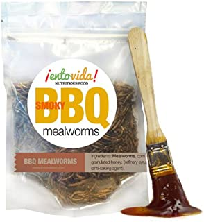 Best are mealworms edible Reviews