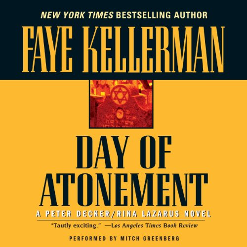 Day of Atonement audiobook cover art